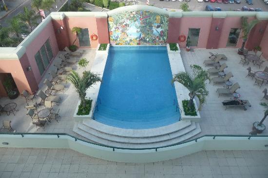 Tegucigalpa Marriott Hotel: The Pool