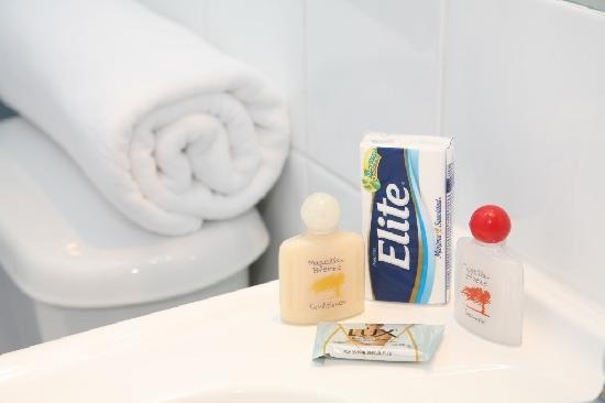 Hostal Calafate : Baño 2