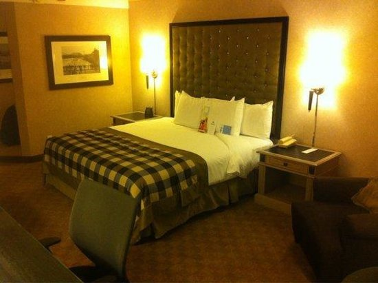 Hilton Long Beach : King Bed Room