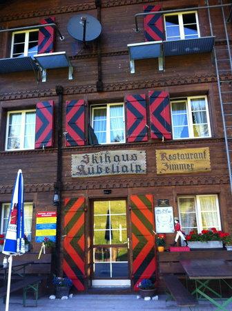 Bergrestaurant Kübelialp