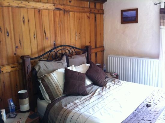 The Bay Horse Bed and Breakfast: Room