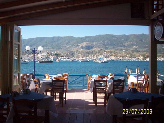 White Cat: view from the restaurant 1