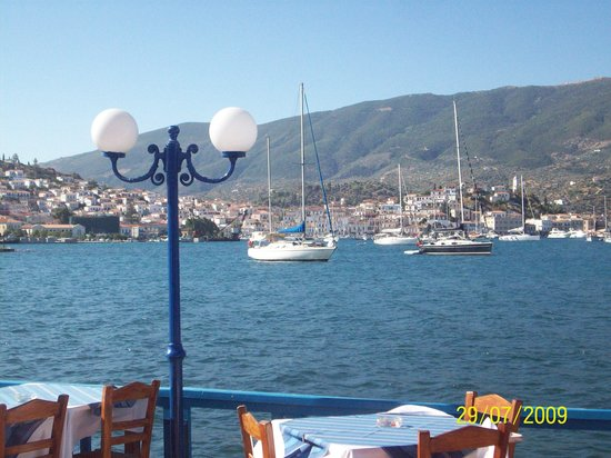 White Cat: view from the restaurant 3