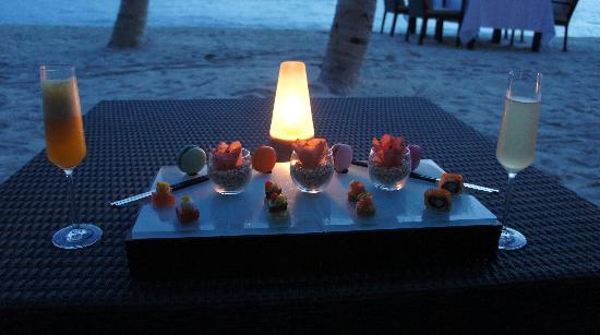 Dhevanafushi Maldives Luxury Resort Managed by AccorHotels: Cocktail