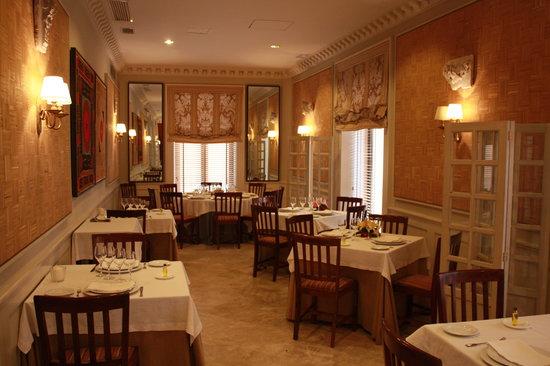 Pando Cuna : Mesa Restaurante
