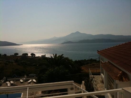 Maritsa's Bay Hotel: Blick vom Zimmer