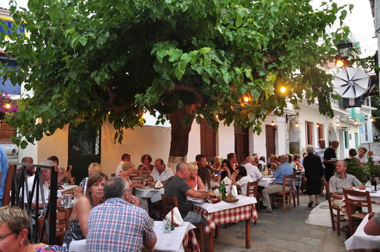 Taverna Alexandros: General view