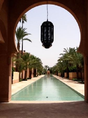 Amanjena : Reflection pools
