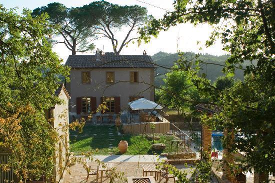 Hotel Foresteria Volterra Recensioni