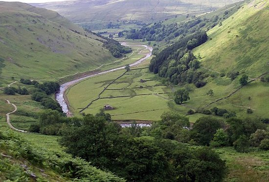 England, UK: Swaledale