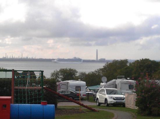 Waverley Park: The park