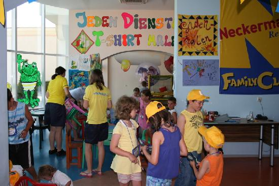 Pomorie, Bulgaristan: Kids Club