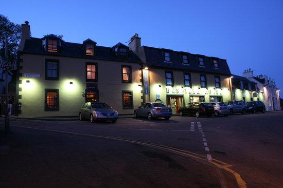 Bosville Hotel (Portree, Isle of Skye, Scotland) - Hotel