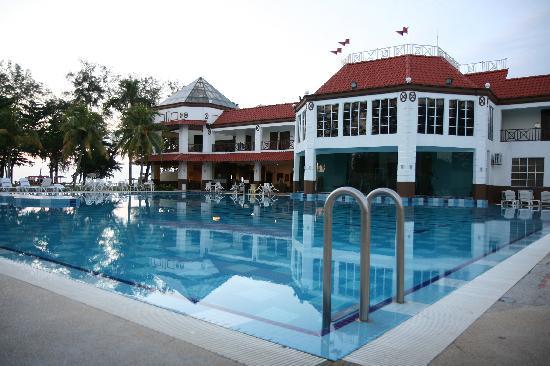 Lotus Desaru Beach Resort : club house