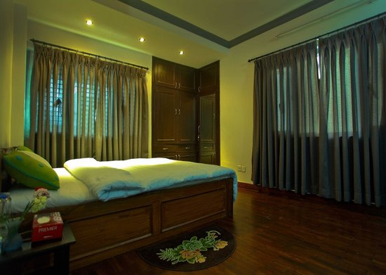 The Hub, Lazimpat: Master Bed Room