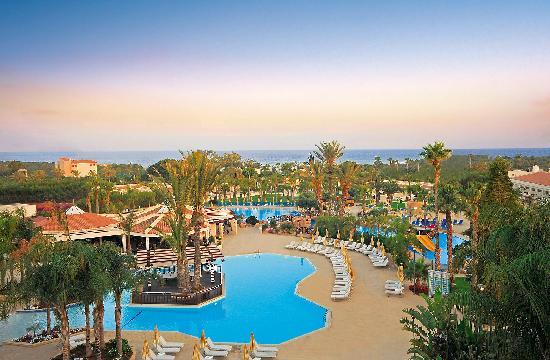 Olympic Lagoon Resort: Pool Sea View