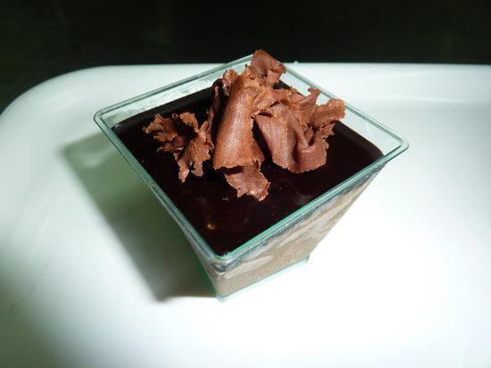 Pasticceria La Dolce Arte : Mousse al Cioccolato