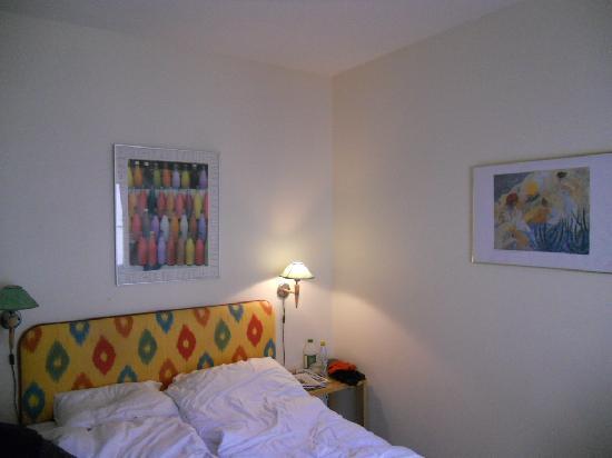 Hotel Vanilla: Deco peut-etre a revoir ?