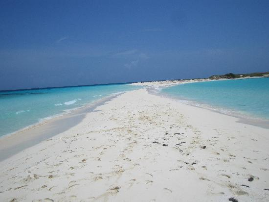 Los Roques National Park, Βενεζουέλα: Cayo de Agua