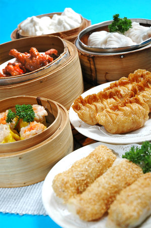 Mouth Restaurant: Mouth's dim sum
