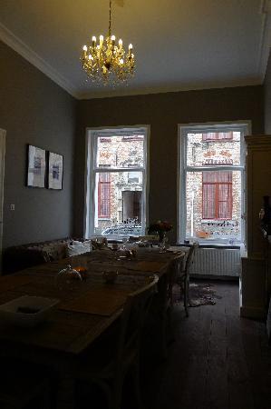 Le Flaneur : salle-à-manger