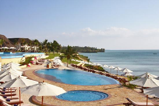 Sea Cliff Resort & Spa: Second Infinity Swimming Pool