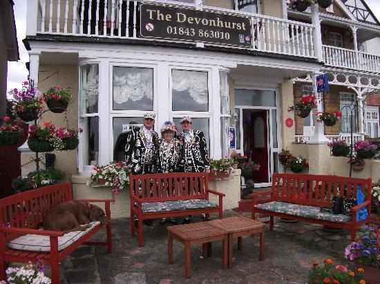 The Devonhurst: A garden of England