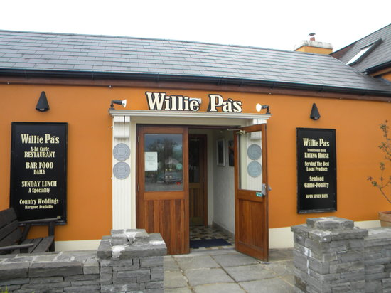 Willie Pa's Bar & Restaurant: Willie Pa's
