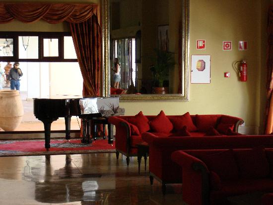 Iberostar Saidia : Lobby 2