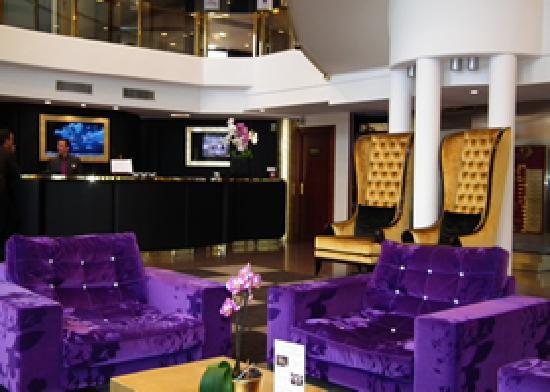salle de fitness picture of hotel palladia toulouse tripadvisor. Black Bedroom Furniture Sets. Home Design Ideas