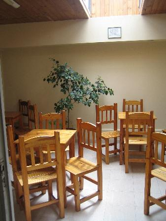 Hotel Abruzzese : Comedor