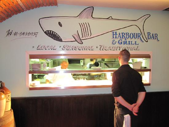 Harbour Bar: The Grill