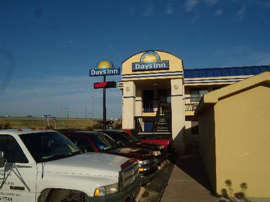 Days Inn Oklahoma City West: Motel