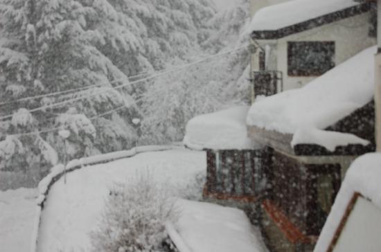 Cotronei, Italia: nevicata eccezionale