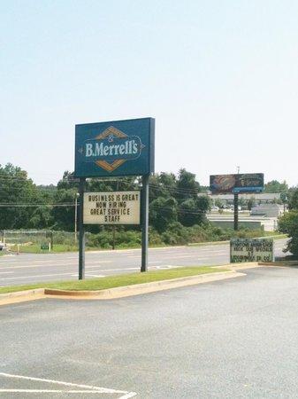 B Merrell S Columbus Restaurant Reviews Phone Number