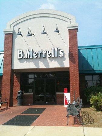B Merrell's