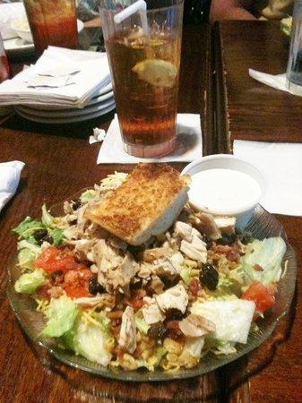 B Merrell's: Rotisserie chicken salad