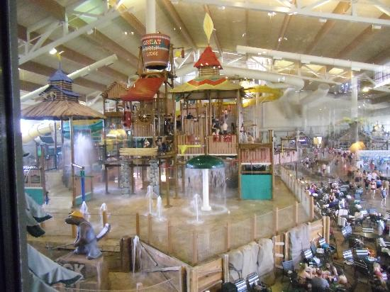 Great Wolf Lodge Grapevine: Waterpark