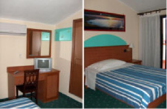 Hotel Atena: camera