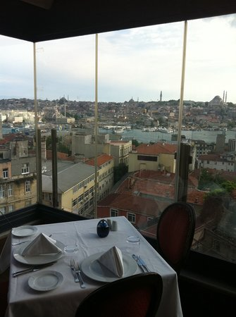 Pitti Teras: lovely view