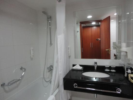 Holiday Inn Moscow Sokolniki: bagno