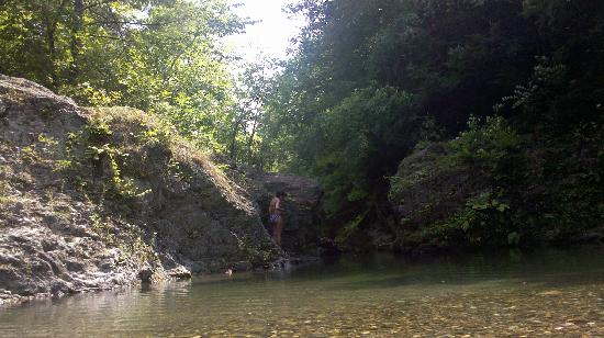 Poultney, VT: Swim Hole