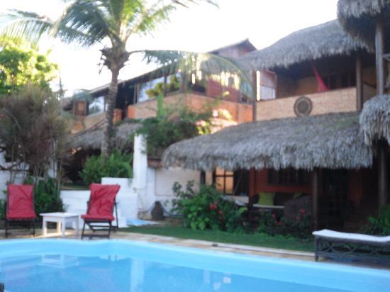 Pousada Maxitalia: piscina e stanze
