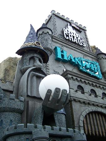 Castle of Chaos: BUILDING FROM OUTSIDE