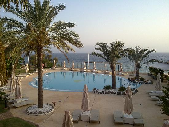 Iberostar Grand Salome : Balcony view at 6pm!