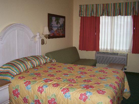 KeyLime Cove Indoor Waterpark Resort: OUR ROOM