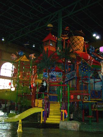 KeyLime Cove Indoor Waterpark Resort: KIDS PLAY AREA