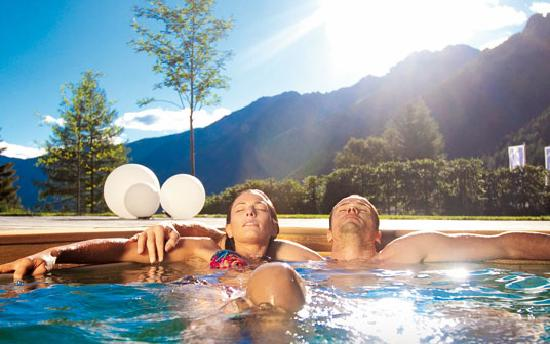 Rasun Anterselva, Itália: Falkensteiner Hotel & Spa Alpenresidenz Antholz Wellness