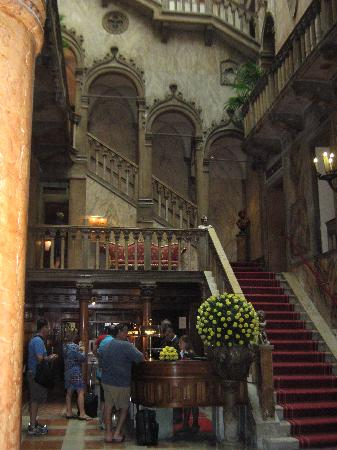 Hotel Danieli, A Luxury Collection Hotel: Lobby of Hotel