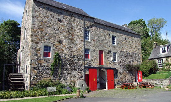 Dalgarven Mill: The Museum from the outside